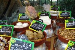 Artichokes, Mozzarella, Mushrooms and Beetroot